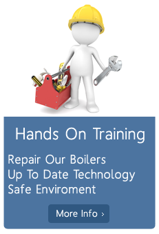 boiler training thoughout Essex and the United Kingdom