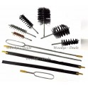 Flue Brush & service kit