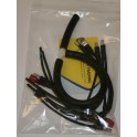 Wire and tube link  test kit